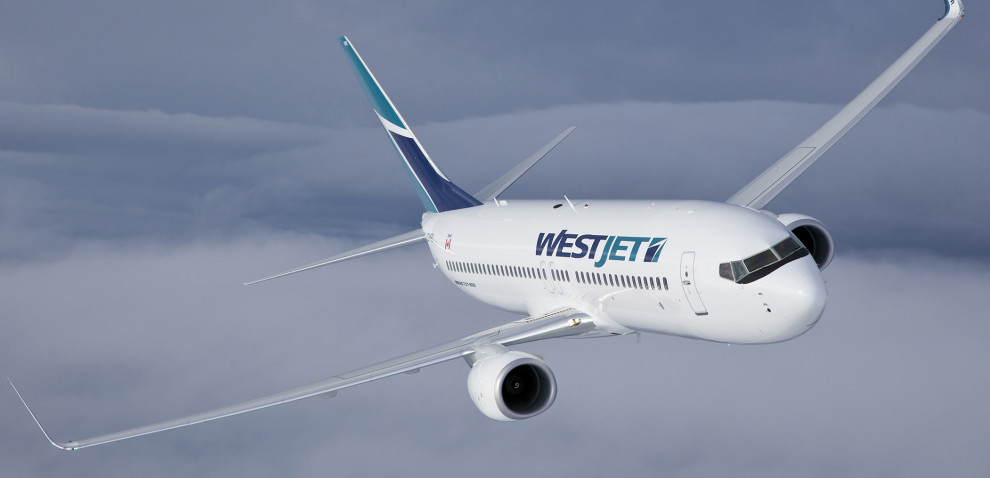 Westjet returns to Gander